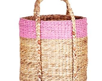 Basket of sea grass