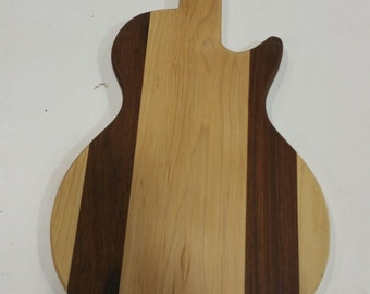 Acoustic Guitar Cutting Board