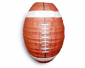 Football Paper Lantern - 10PAT-FB