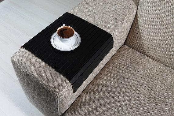 Sofa Tray Table Super Black Sofa Arm Tray Armrest Tray