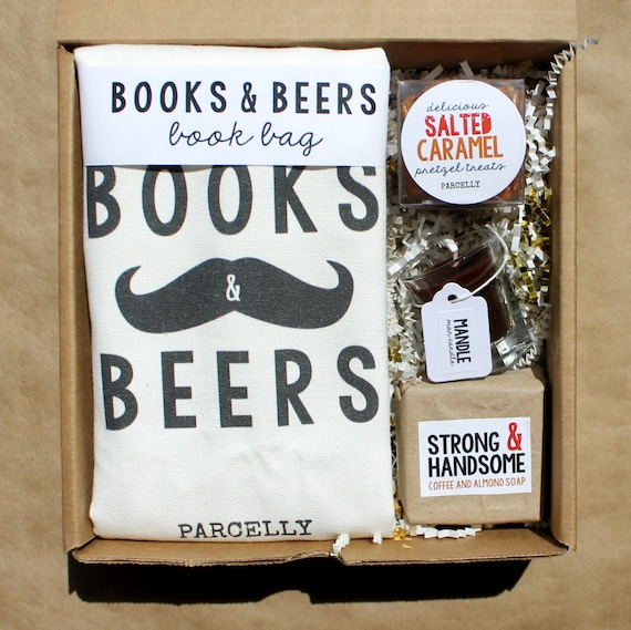 Wedding Gift Ideas For Beer Lovers : Day Gift for Him. Beer Lover Gift. Book Lover Gift. Male Teacher Gift ...