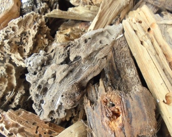 5pc Bulk Driftwood w/ Free Shipping and a Bonus Gift-MM70-