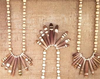 BOHO|SEA Sea Urchin Necklace