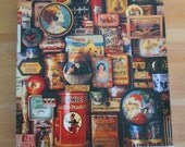 """Springbok """"Tins From Simpler Times"""" Jigsaw Puzzle"""
