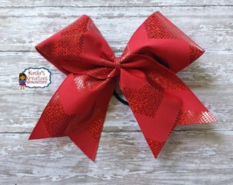 Red Cheer Hair Bows,Red Cheer Bows, Cheer Hair Bows, Cheer Bows, Solid Red Cheer Hair Bows, Solid Red Cheer Bows, Cheer Bows.