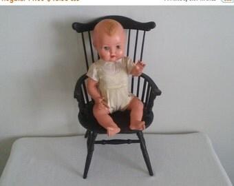 Vintage OK Kader Baby Doll B3512 1/4//OK Kader Doll//1960's Baby Doll