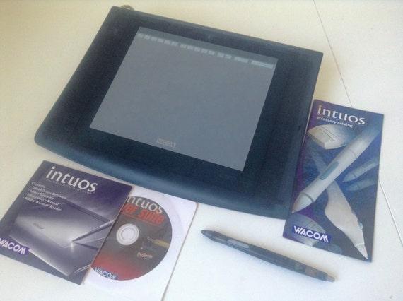 Wacom tablet gd-0608-u