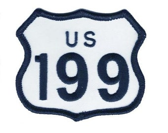 US Highway 199 Patch