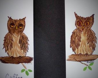 Hoot! Hoot! Hoot!  Owls are Calling YOU!