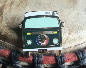 Loose lucy hat pin