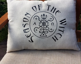 Season of the Witch Pillow