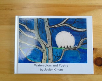 Water colors and Poetry