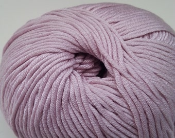 Drops Yarn Muskat - Powder Pink #05