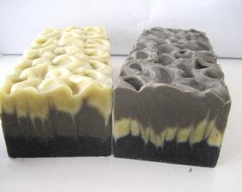 Lavender Soap Loaf, all natural soap log, real lavender essential oil Soap,  vegan soap log, wholesale Soap Loaves, gentle soap log, no palm