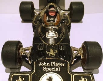 """Vintage Corgi  John Player  Special F1  ~ Made in Great Britain 10 1/4"""""""