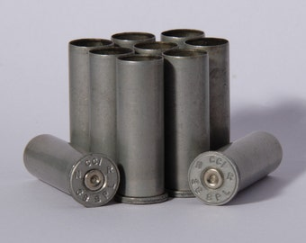 10 x .38 Special Aluminum Bullet Casings