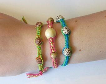 Hemp Cord Bracelet