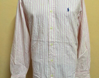 Vintage Polo Ralph Lauren Blaire Stripes Shirt