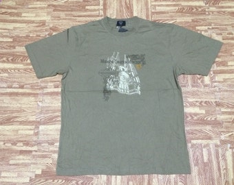 NOS MCM o.t.c t shirt made in japan