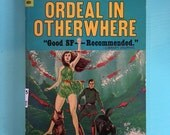 60s Vintage Ordeal in Otherwhere Sci-Fi Book