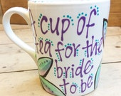 Personalised Bride to be ...