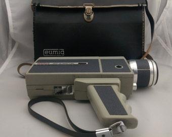 Vintage Super 8 - Eumig Eumigette Super 8 Zoom Superb Ext. Condition