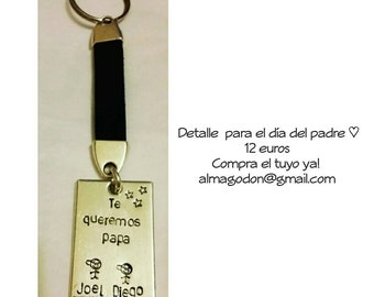 Keyring personalized for them 🔝