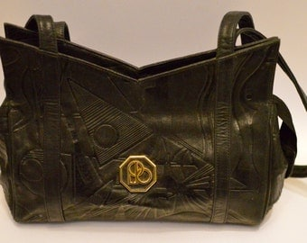 A Lovely Vintage bag, Made in Paris France,good condition, Retro,boho,french