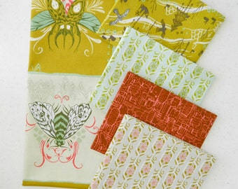 Cotton And Steel Fat Quarter Bundle By Cotton & Steel Fabrics