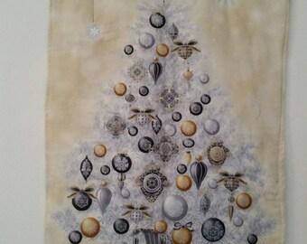 Christmas Tree Wallhanging