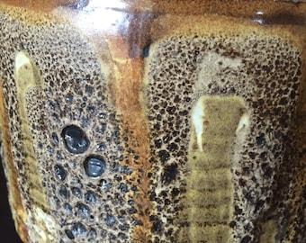 Rare Stunning Edna Arnow Studio Pottery