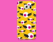 Eyeball Samsung galaxy S5 case, Samsung Galaxy s6 case, samsung s5 case, samsung s6 case, Kawaii, Creepy Cute, gothic, goth, phone case,