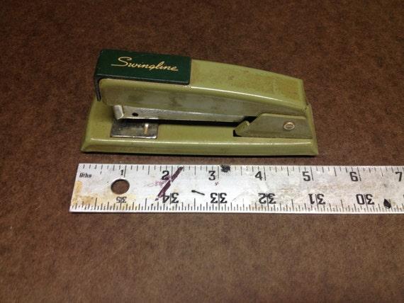 how to open swingline mini stapler