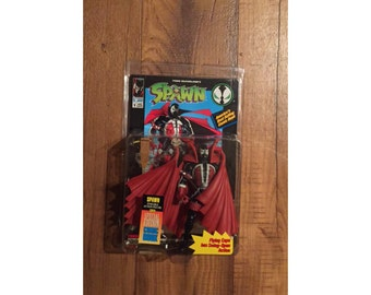 Soawn action figures