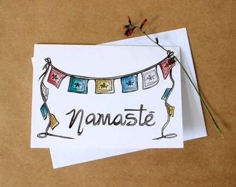 Namaste Gift Card- Print