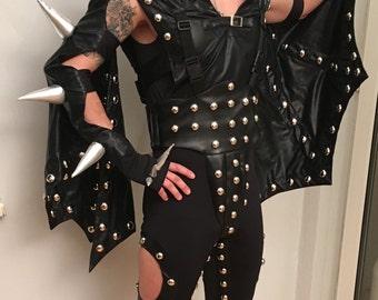 Gene Simmons inspired costume,  Demon Costume