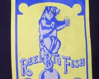 Reel Big Fish t-shirt