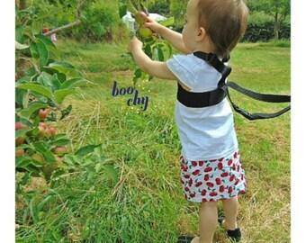 Cherries Skirt