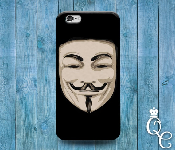 iPhone 4 4s 5 5s 5c SE 6 6s 7 plus iPod Touch 4th 5th 6th Gen Cute Movie Famous Halloween Scary Hero Mask White Black Phone Cover Fun Case