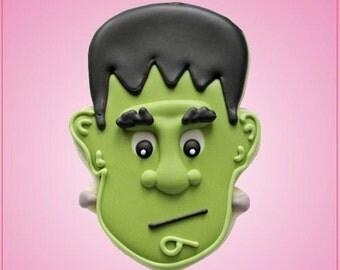 Green Frankenstein Cookie Cutter