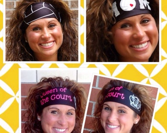 Three volleyball headbands, 3 for the price of 2!