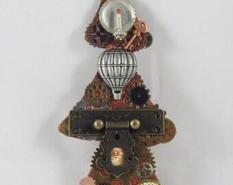 Steampunkin Christmas