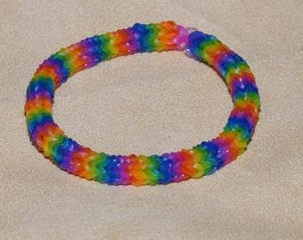 Rainbow Loom Monster Tail Bracelet
