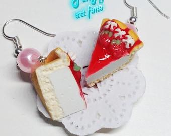 earring pie portion
