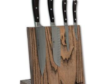 Magnetic knife block Woodinhome KS002LSAB
