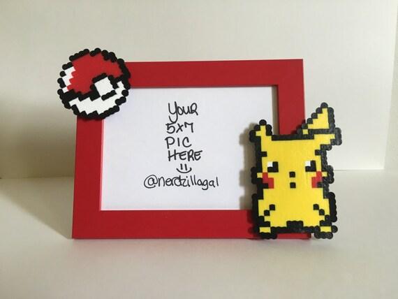 pokemon go pokemon picture frame pokemon birthday pokemon party pikachu picture frame