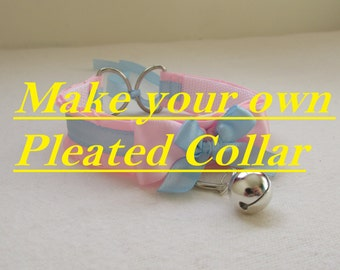 Make your own Pleated Collar