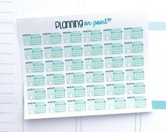 Hospital Medical Planner Stickers!