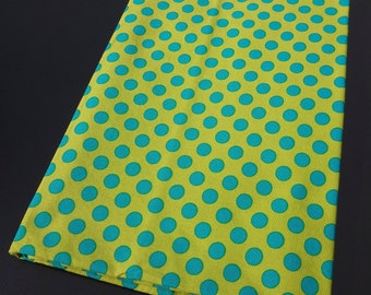 Micahael Miller ** TA DOT CARIBE** Boutique Designer Fabric for quilting, sewing, etc.