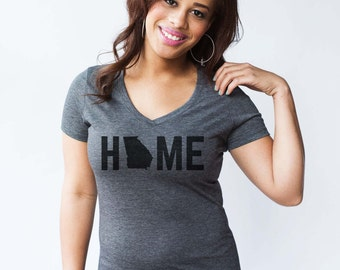 T-Shirt - Georgia Women's Home Tee
